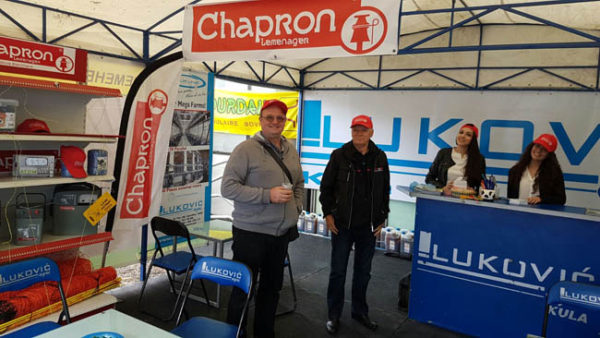 When CHAPRON meets CHAPRON …